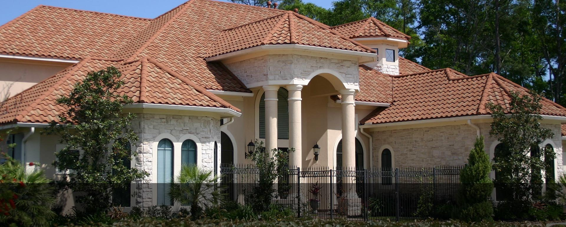 DECRA® STONE-COATED STEEL ROOFS BUILT TO LAST