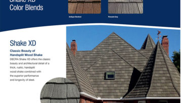 Advantages of Stone-Coated Steel Roofing
