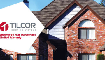 TILCOR ROOFING SYSTEMS - The Newest Member to Our Family!