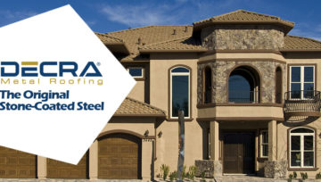 DECRA - The Original Stone-Coated Steel